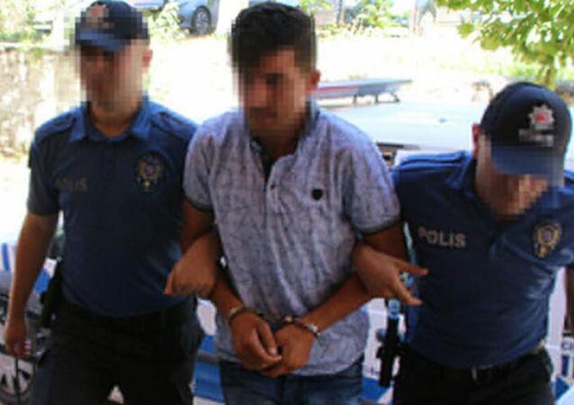 14 yaşındaki çocuğa cinsel istismar şüphelisi tutuklandı