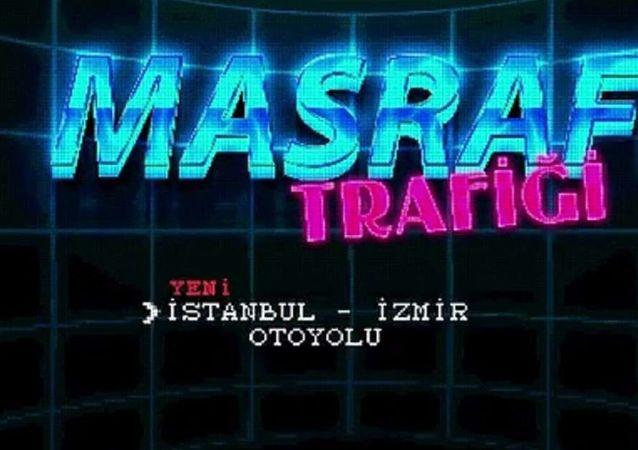 Saadet Partisi'nden İstanbul-İzmir otoyol filmi