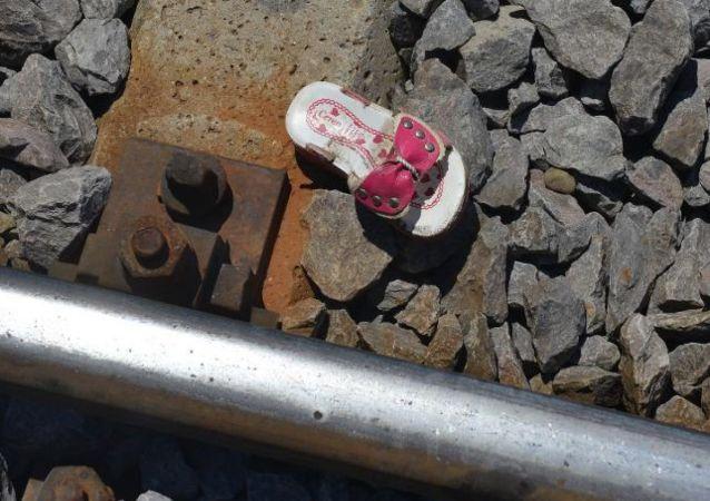 Adana'da 4 yaşındaki küçük kız trenin altında kaldı