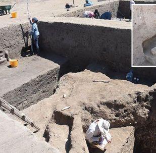 Anadolu'nun ilk şehri Eskişehir'de gün yüzüne çıkarıldı