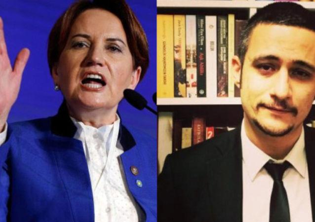 Meral Akşener'in TBMM konuşmalarını yazan Bahadırhan Dinçaslan istifa etti