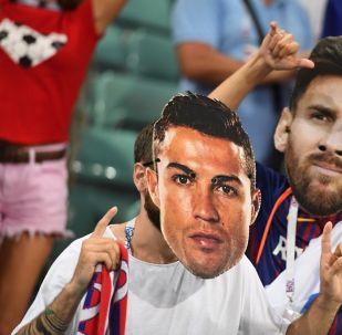 Cristiano Ronaldo ve Lionel Messi