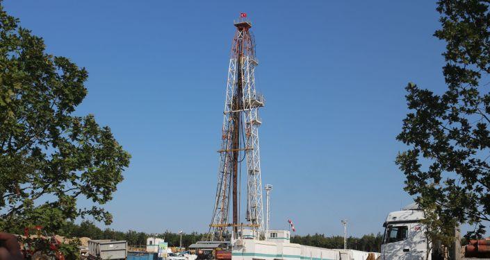 Trakya Bölgesi'nde bir süredir doğalgaz araması yapan Türkiye Petrolleri Anonim Ortaklığı (TPAO) tarafından Tekirdağ'ın Kapaklı ilçesinde ikinci bir doğalgaz rezervi bulundu.