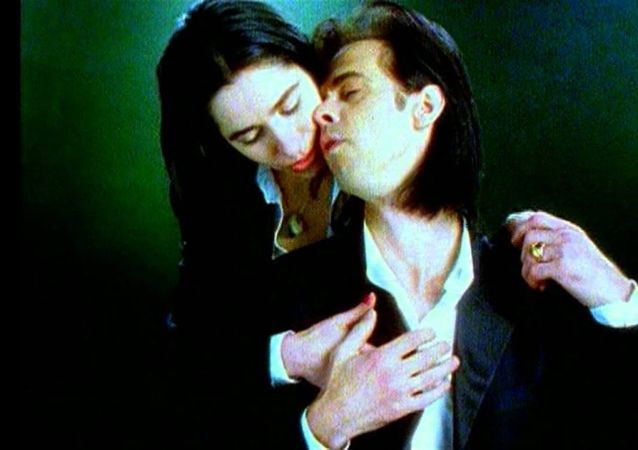 Nick Cave ile PJ Harvey