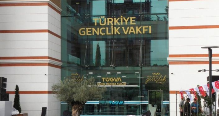 Türkiye Gençlik Vakfı (TÜGVA)