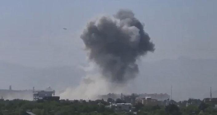 Afganistan, patlama