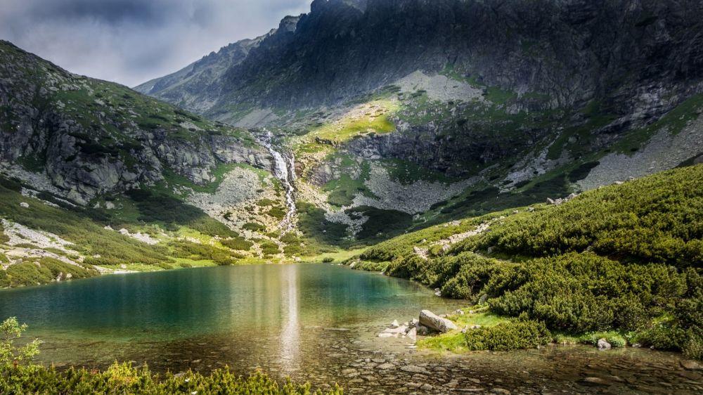 13. Slovakya  Fotoğrafta: Slovakya'daki Yüksek Tatra Dağları