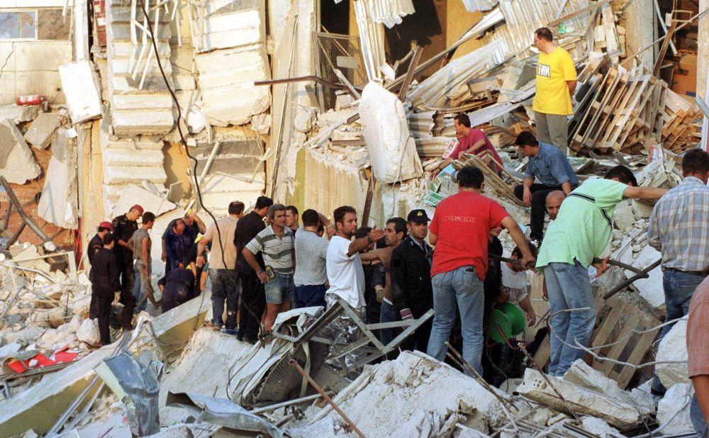 Atina depreminin  655 milyon dolarlık maddi hasara neden olduğu belirtildi.