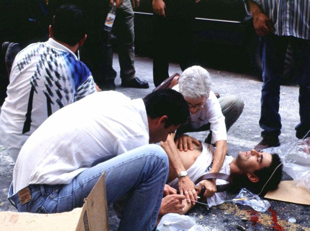 7 Eylül 1999 tarihinde Yunanistan'ın başkenti Atina şehir merkezinin 18 kilometre kuzeybatısında meydana gelen 6 şiddetindeki deprem sonucu toplam 143 kişi hayatını kaybetti, 1600 kişi yaralandı.