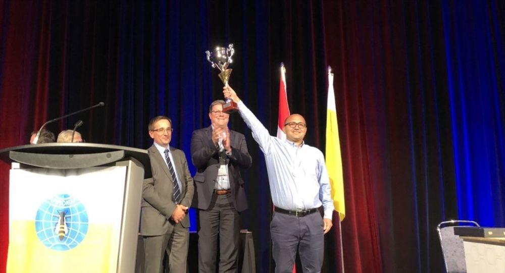 Kanada'nın Montreal kentinde 8-12 Eylül tarihleri arasında yapılan 46. Dünya Arıcılık Kongresi'nde Eğriçayır Balı, Dünyanın En İyi Balı ödülüne layık görüldü. Kongrenin son günü düzenlenen törenle büyük ödülü Eğriçayır Balı'nın sahibi Celal Çay aldı.
