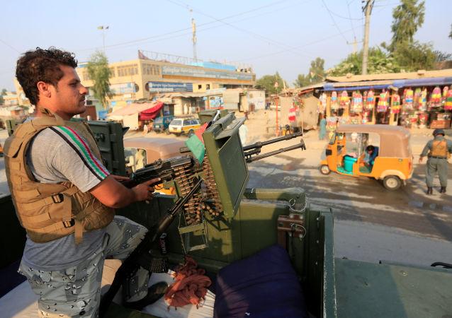 Afganistan'da cumhurbaşkanlığı seçimleri için güvenlik önlemleri arttırıldı