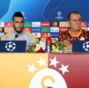 Galatasaray Teknik Direktörü Terim