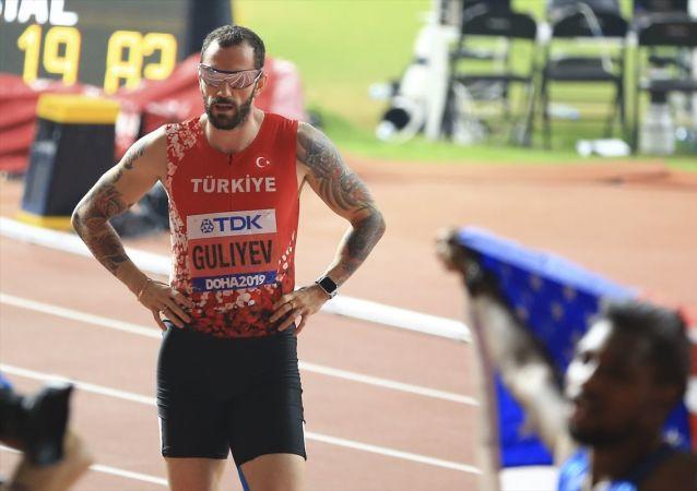 Ramil Guliyev, dünya 5'incisi oldu
