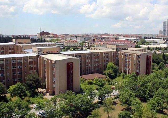 Avcılar'da bulunan İstanbul Üniversitesi Cerrahpaşa Veteriner Fakültesi