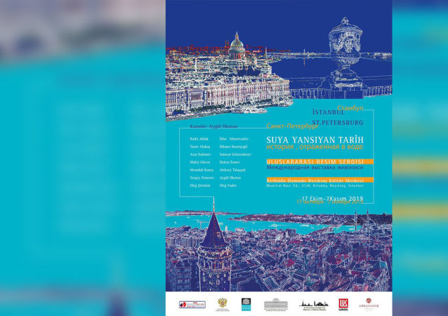 İstanbul-St Petersburg: Suya Yansıyan Tarih