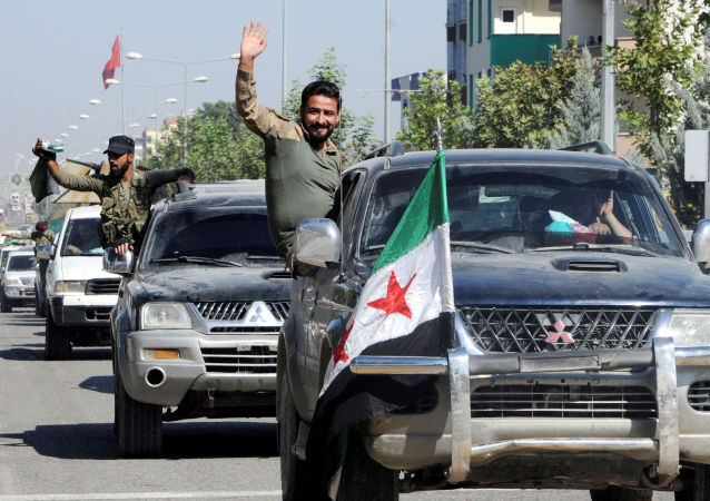 Suriye Milli Ordusu (eski adı ÖSO)