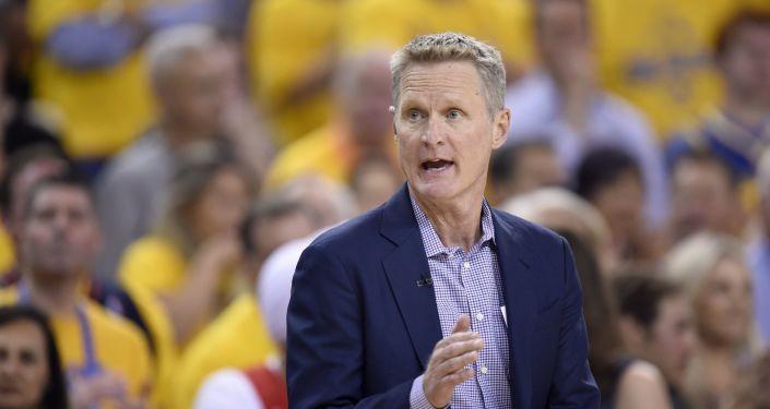 Golden State Warriors koçu Steve Kerr