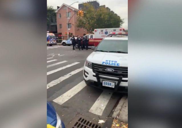 New York'ta silahlı saldırı: 4 ölü