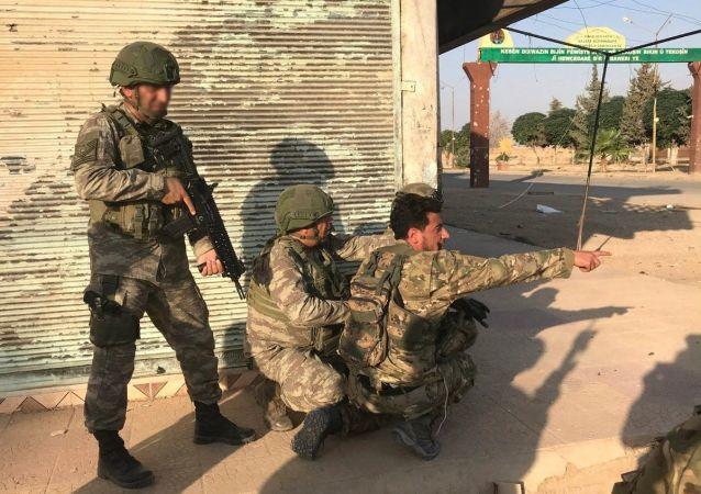 Milli Savunma Bakanlığı: Kahraman komandolarımız Rasulayn'da