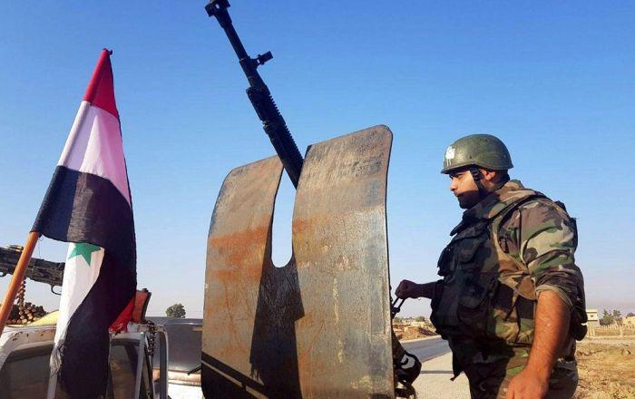 SANA: Suriye ordusu İdlib'de Türkiye'ye ait İHA düşürdü