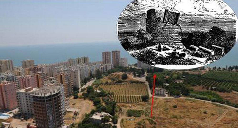 Astrolog, matematikçi, bilim adamı Aratos'un anıt mezarının yeri bulundu