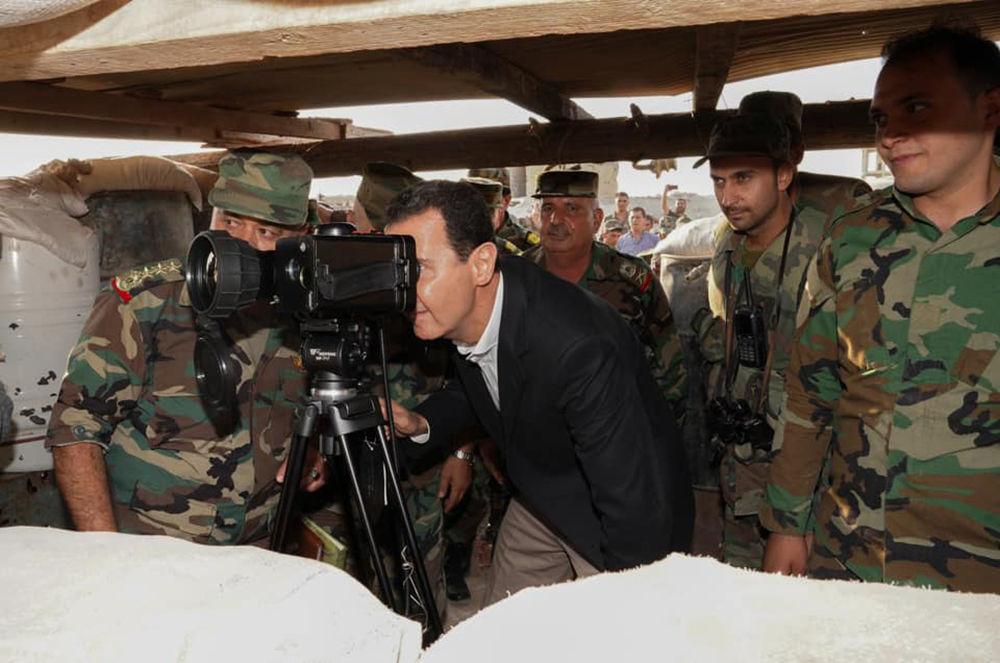 Hubeyt, 11 Ağustos'ta Suriye ordusunun denetimine geçmişti.
