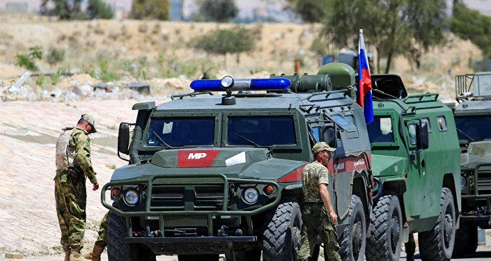 Rus askeri polisi