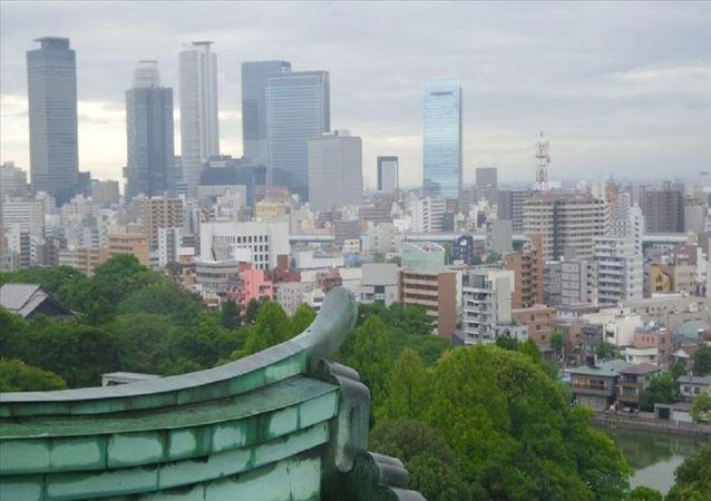 Japonya'nın Nagoya kenti