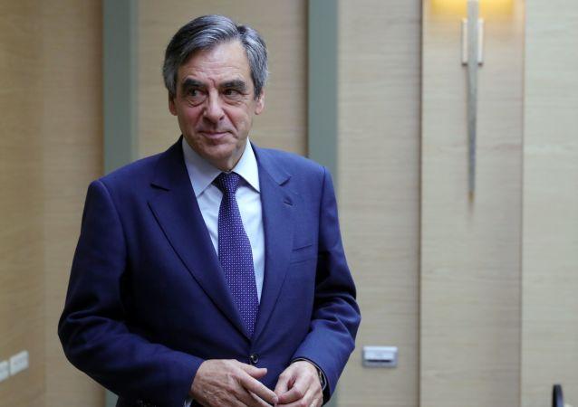 Eski Fransa Başbakanı François Fillon
