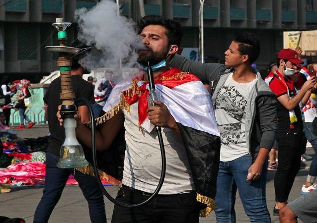 Irak'taki gösteriler