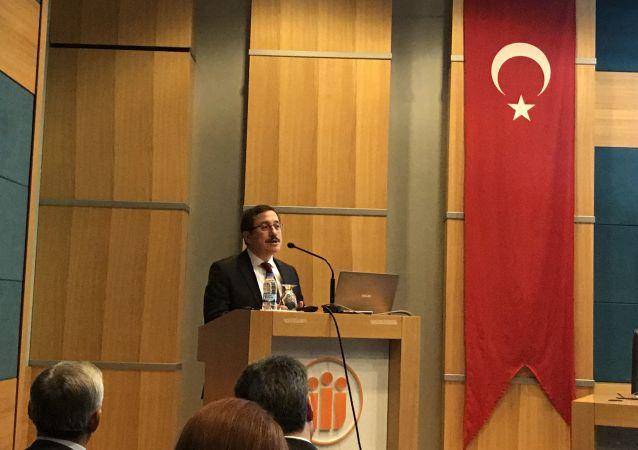 İnönü Üniversitesi Rektörü Prof. Dr. Ahmet Kızılay