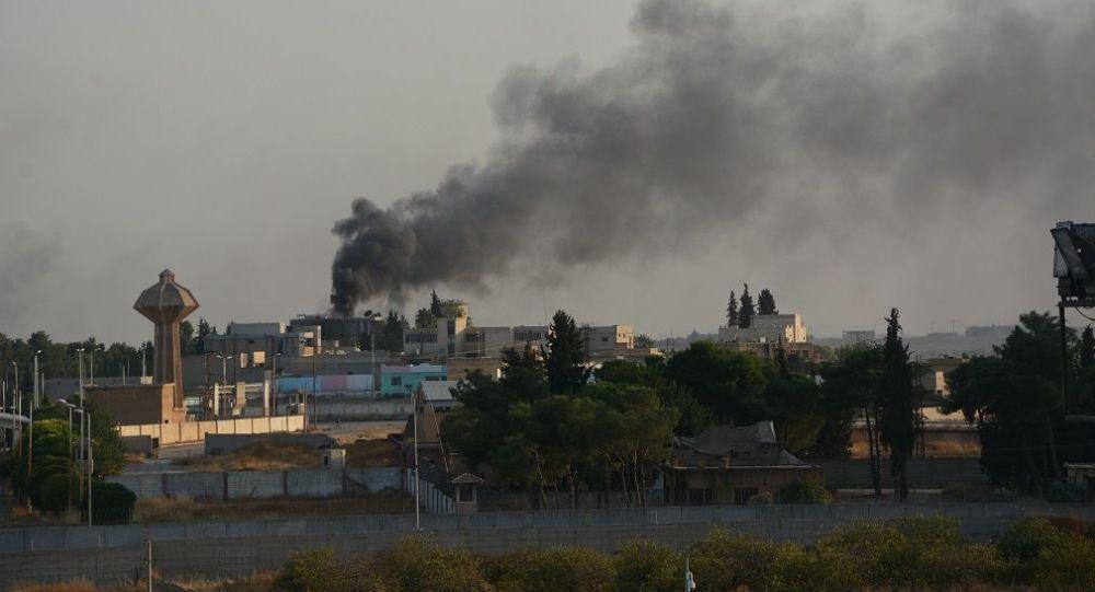 Tel Abyad'da bomba yüklü araçla saldırı düzenlendi