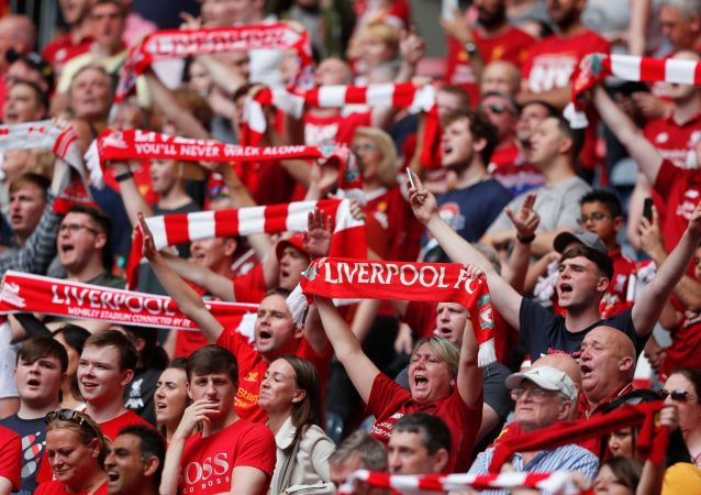 Liverpool taraftarları