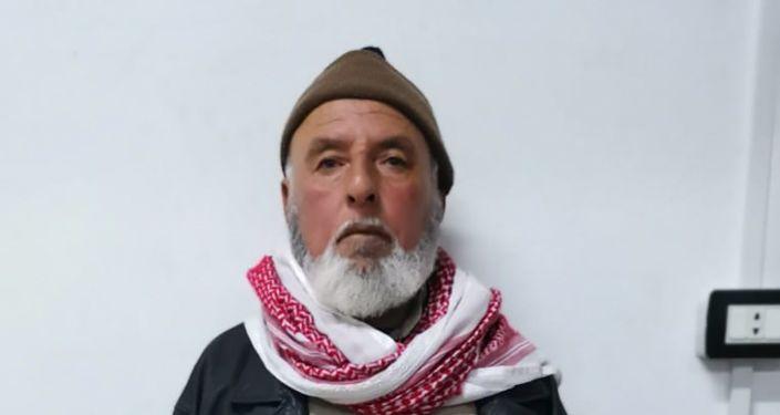 IŞİD'in öldürülen lideri Ebubekir el Bağdadi'nin kız kardeşi Resmiye Avad'ın eşi
