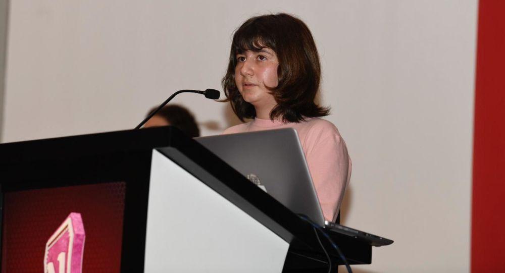 iklim aktivisti Samra Samer