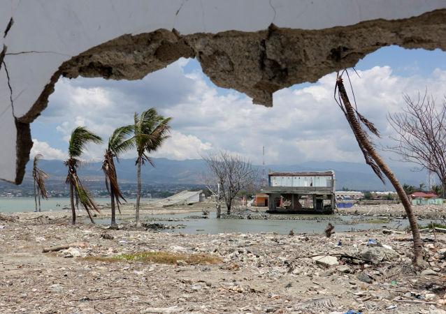 Endonezya Eylül 2018'de meydana gelen 7.4 büyüküğünde depremle sarsılırken, Sulavesi bölgesinin Palu kenti gibi birçok yerde yaralar hala sarılamadı.