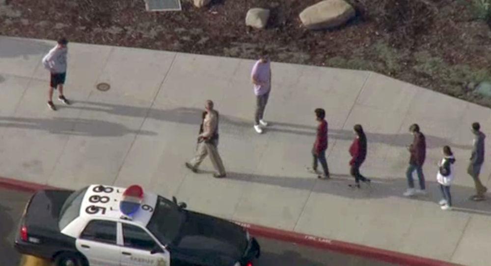 ABD'nin Kalifornia eyaletinde okul saldırısı
