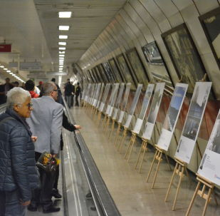 TürkAkım'ın düzenlediği 'Fotoğraflarla Kıyıköy' sergisinden kareler