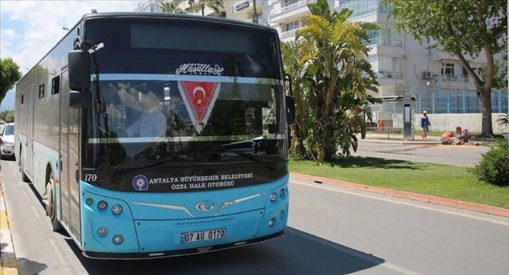Antalya - Özel Halk Otobüsü