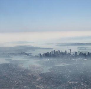 Avustralya'daki yangınlarda Sidney duman altında kaldı