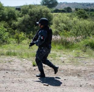 Meksika'da 5 polis öldürüldü