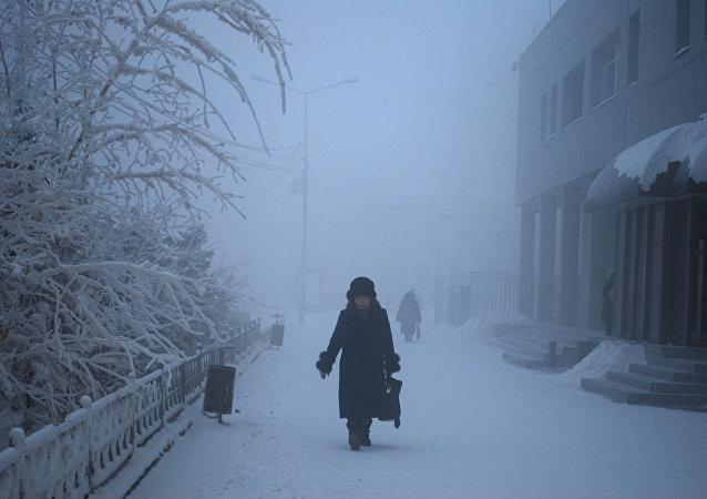 Yakutsk, Rusya