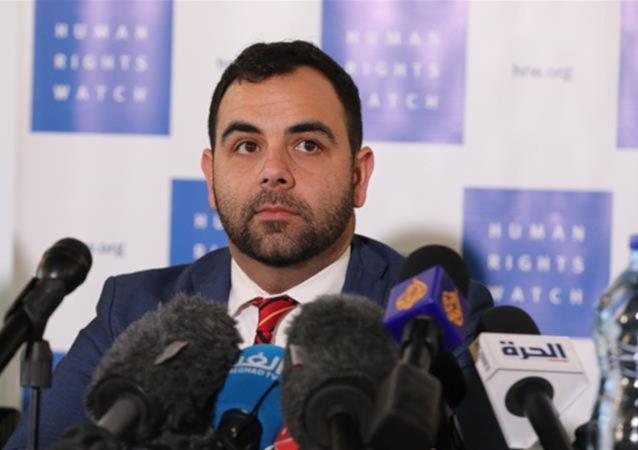 İsrail, İnsan Hakları İzleme Örgütü temsilcisini boykot hareketini destekten sınır dışı etti