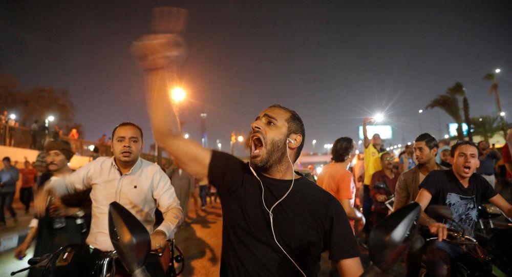Mısır'daki gösteriler