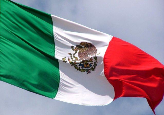Meksika bayrağı