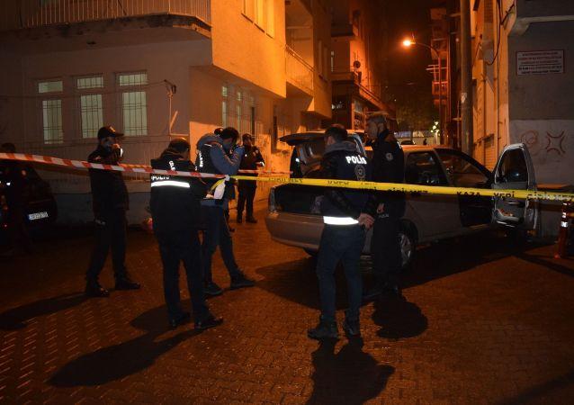 Malatya'da yaşanan maddi hasarlı kaza