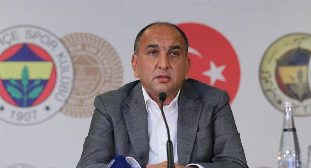 Fenerbahçe Kulübü Başkan Vekili Özsoy