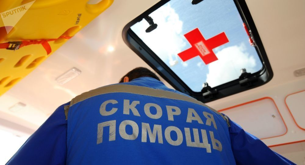 Rusya- Ambulans