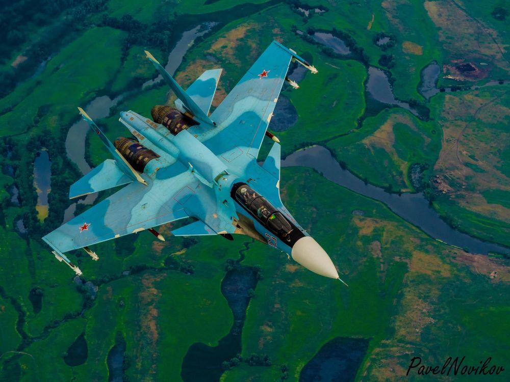 Rus iki kişilik 4+ nesil çok amaçlı savaş uçağı Su-30
