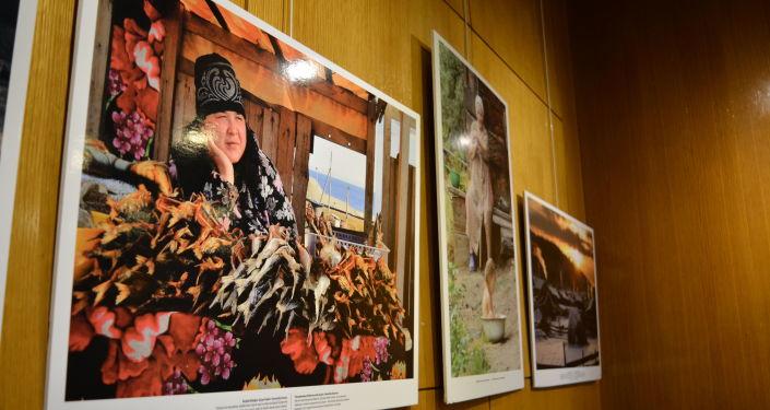 'Sibirya'dan Sevgiler' sergisi 21 Aralık'a kadar ziyaretçilere açık.